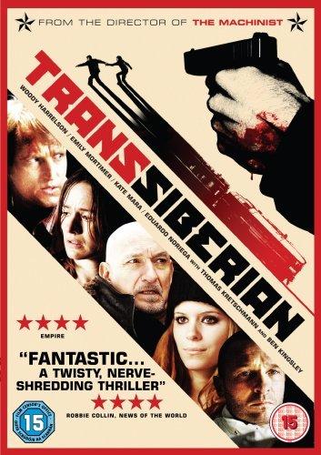 Transsiberian [DVD] by Woody Harrelson