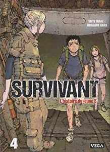 Survivant Edition simple Tome 4