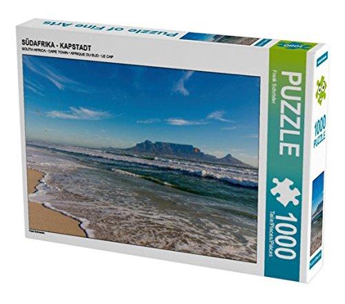 Preisvergleich Produktbild SÜDAFRIKA - KAPSTADT 1000 Teile Puzzle quer (CALVENDO Natur)