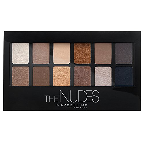 Maybelline New York Nudes, the Nudes Palette, 9g