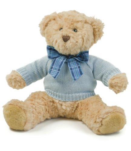 Mumbles Teddy-Maglione, colore bianco