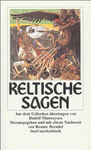Keltische Sagen (insel taschenbuch)