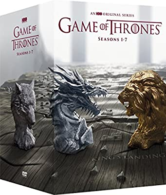 Game of Thrones: Season 1-7. The Complete Series. Seasons 1,2,3,4,5,6,7