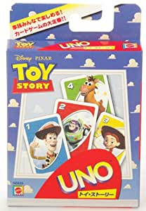 Disney / Pixar Toy Story UNO Card Game