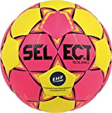 SELECT Solera Ballon de handball  I Jaune/Pink I mini(0)