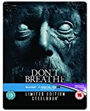 Don't Breathe (Limited Edition Steelbook) [Blu-ray] [2016] [Region Free]