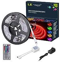 LE® 12V Flexible RGB LED Strip Light Kit