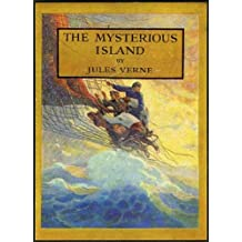 THE MYSTERIOUS ISLAND (non illustrated) (English Edition)