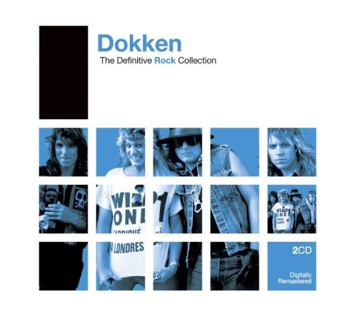 The Definitive Rock Collection (2CD) by DOKKEN (2006-05-03)