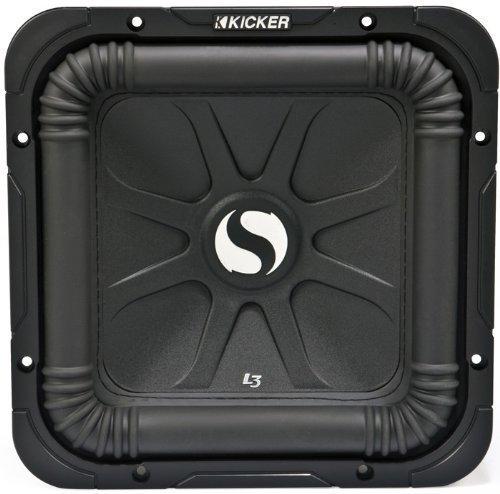 Kicker 11s15l34 15 Inch 1000 Watt 4 Ohm Dual Solo Baric L3 Subwoofer by Kicker