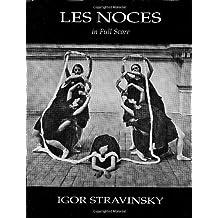 Les Noces in Full Score
