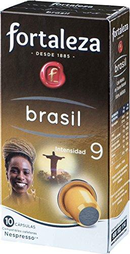 Café Fortaleza, Cápsulas de café (Brasil) - 5 de 10 Cápsulas (Tota