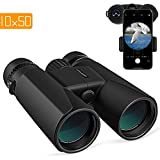 Best 10x50 Binoculars - APEMAN 10X50 HD Binoculars for Adults with Low Review