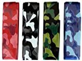 4 Overgrip Pros Pro Camouflage Tennis Grips