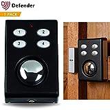Defender Wireless Shed Alarm - Garage Alarm - Burglar Alarm for Sheds Garages
