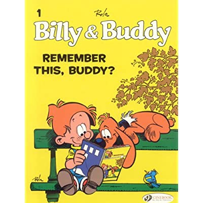 Billy & Buddy - tome 1 Remember this Buddy ? (01)