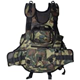 New Legion Paintball Weste Battle, Camo, 54335