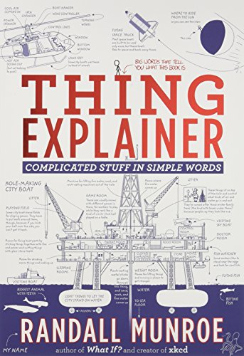 Thing Explainer: Complicated Stuff in Simple Words por Randall Munroe