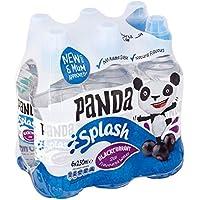 Panda Grosella Negra Agua Sin Gas Con Sabor - Sin Adición De Azúcar (6X250ml) (Paquete de 2)
