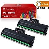 Toner Kingdom 2 Pack Tonerpatronen kompatibel Samsung MLT-D111S für Samsung Xpress SL-M2070 SL-M2070W SL-M2070FW SL-M2020W SL-M2020 SL-M2022 SL-M2022W SL-M2026 SL-M2026W Drucker