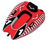 Kwik Tek AIRHEAD AHVI-F1 Viper 1 Single Rider Cockpit Inflatable Towable Lake Water