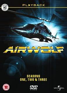 Airwolf: Seasons One, Two & Three [DVD] (B000VA3IWG) | Amazon price tracker / tracking, Amazon price history charts, Amazon price watches, Amazon price drop alerts