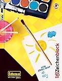 Idena 10388 Zeichenblock FSC-Mix