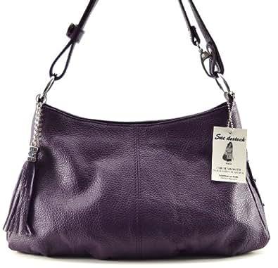 Sac-destock  LAGOS, Sac pour femme à porter à l'épaule Violet Morado - violeta