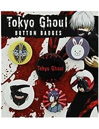 GB eye, Tokyo Ghoul, Pack de Chapas