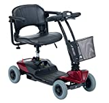 Drive DeVilbiss ST1 Scooter 4 Wheel Drive –Medical Scout Compact Travel Power Scooter