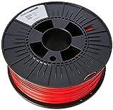 Prima Filaments PV-ABS-175-1000-RD PrimaValue Filamento ABS, 1.75 mm, carrete de 1 kg