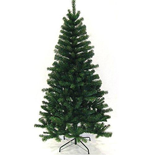 Hengda® 180 cm de altura Árbol de navidad artificial único Árbol de...