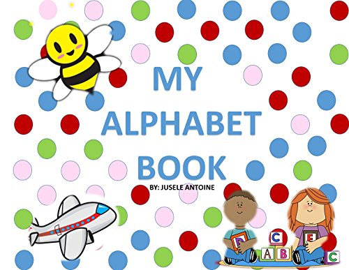 My Alphabet Book (English