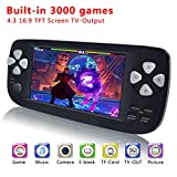 Best Handheld Game Consoles - Handheld Game Console, Entertainment System Portable Video Game Review