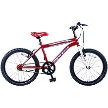 New Star BTT Bicicleta, Niños, Rojo, Única