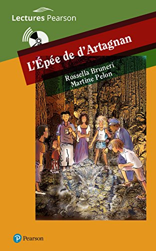 L'épée de d'Artagnan (A1) (Lectures Pearson)