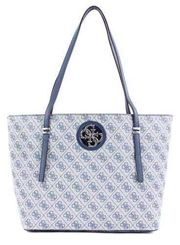 Guess Open Road Tote Blue
