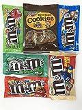 American M & Ms Sweets Geschenkbox von Kurious Kandy | Süßigkeiten aus den USA | M & M Süßigkeiten verpackt in einem Briefkasten Freundliche Box