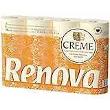 RENOVA Luxe Crème 4rouleaux papier toilette rouleau...