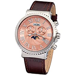 AUER Coral Tango AU-711-GSL Herrenchronograph SWISS ISA