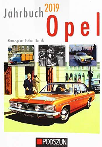 Preisvergleich Produktbild Jahrbuch Opel 2019