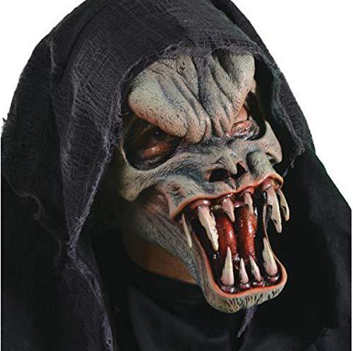 Mask Head Fanged Death ()
