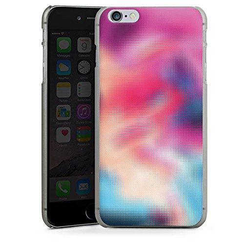Apple iPhone 5 Housse étui coque protection Motif Motif Couleurs CasDur anthracite clair
