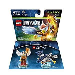 Chima Eris Fun Pack – LEGO Dimensions by Warner Home Video – Games