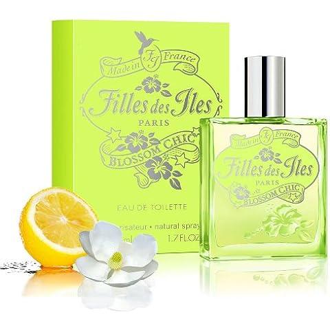 Filles des Iles, Blossom Chic, Eau de Toilette spray, 50 ml