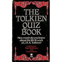Tolkien Quiz Book (A Star book)