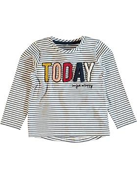 NAME IT Nitgeritta Ls Top F Mini, Camisa Manga Larga para Niñas
