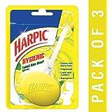 Hygienic Toilet Rim Block, Citrus, 26 g (Pack of 3)