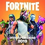 FORTNITE (OFFICIAL) 2019 Calendar