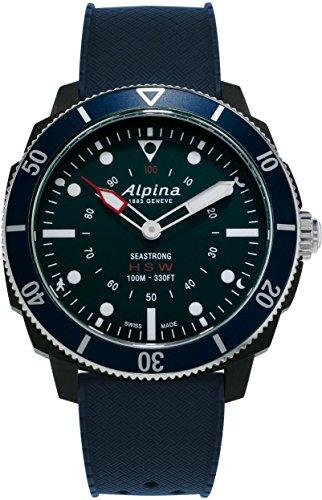 Alpina Watch AL-282LNN4V6 Blu smartwatch